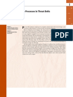 Thrust Belts and Foreland Basins
