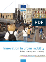 Innovation Urban Mobility en 0