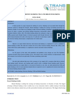 1. IJAFMR-Role of Electronic Banking Vis-à-Vis Branch Banking