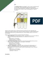 Documentatie Tehnica Sistem de Filtrare Apa m9