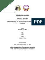 Kk Wacana Intelek (Pm) - Terkini