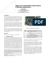 Feasibility of Raspberry Pi 2 Based Micro Data Centers