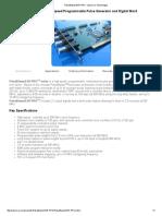 PulseBlasterESR-PRO - SpinCore Technologies
