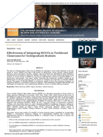 Effectiveness of Integrating MOOCs in Traditional Classrooms for Undergraduate Students _ Israel _ the International Review of Research in Open and Distributed Learning
