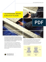 Supreme Beam and Block Floor