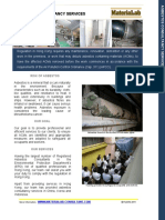 Asbestos Leaflet
