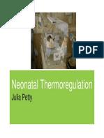 5 Thermo Regulation