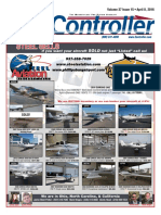 Controller Aircraft for Sale April 8 2016