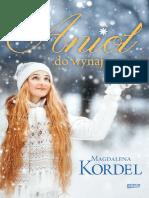 Anioł Do Wynajęcia - Magdalena Kordel (2)
