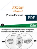 Chapter 5 - Process Flow and Layout