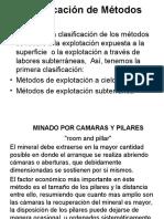 Minado Por Camaras y Pilares (2)