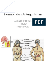 Adenohipofisis Tiroid Dan Paratiroid Beserta Antagonisnya