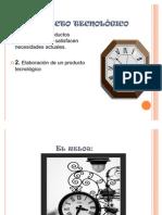 EL PROYECTO TECNOLÓGICO dayo
