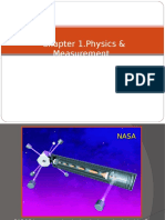 Chapter 1A Physics and Measurments