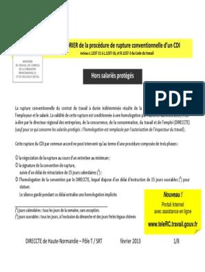 Calendrier Rupture Conventionnelle Excel.Calendrier Rupture Conventionnelle Travail Business