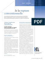 Guide Pratique Rupture Conventionnelle