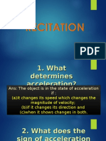 Recitation Motion