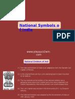 National Symbols of India 6619221