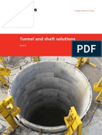 Tunnel and Shaft Solutions Humes