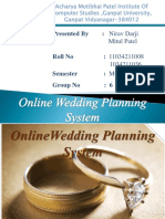 Online Wedding Planning System By Nirav Darji .pdf