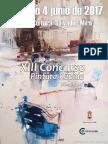 Xiii Concurso Pintura Rápida 2017 - Castellano & Valenciano
