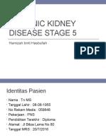 Laporan Kasus CKD Stage 5