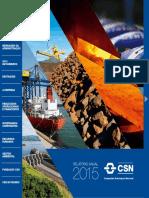 Relatório Anual 2015 - Português