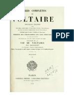 Le Pyrrhonisme de l'Histoire Édition Garnier