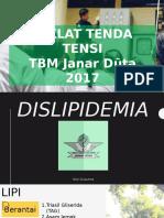 Dislipidemia TT