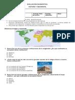 Historia y Geografia Si