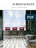 Hotel & Restaurant - Design & Living 2018