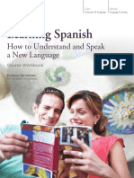 Learning Spanish Guidebook