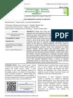 Glycyrrhiza Glabra a Phytopharmacological Review