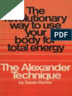 The Alexander Technique.pdf