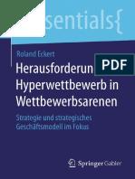 Buch_Herausforderung Hyperwettbewerb in Wettbewerbsarenen