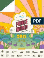 Perth Fringe guide