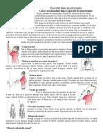 Exercitii Dupa Mastectomie
