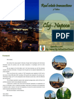 Guide of the Real Estate Transactions in Cluj-Napoca