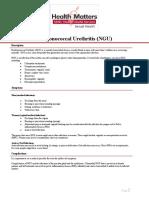03774-Nongonococcal Urethritis (NGU) (06-2013)
