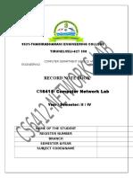 Networks Lab CS6411