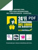 Informefinal_XXIVferiaInternacionaldellibroBogota_Ecopetrol
