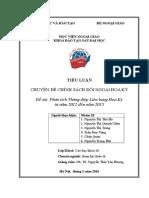Hiệp Định Hợp Tác Về Khoa Học Và Công Nghệ Giữa Việt Mỹ a.G.L Law