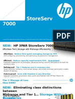 1212 HP StoreServ 7000 Overview Presentation