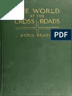 Brasol Boris Leo - The World at the Cross Roads