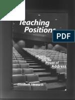 Teaching Positions Ellsworth