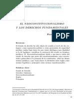 el neoconstitucionalismo y los derechos fundamentales.pdf