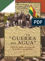 Garcia Alberto Guerra Del Agua