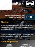 StadiumPark Pitch Deck