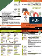Escolaritzacio 2017-2018