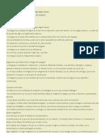 Características de La Definición de Lengua Según Sassure